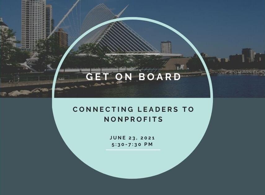 Get On Board - YNPN Milwaukee